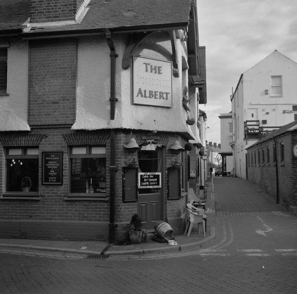 The Prince Albert, Whitstable
